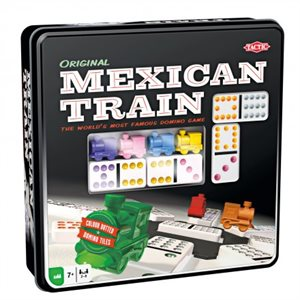 Mexican Train - Deluxe Tin Box