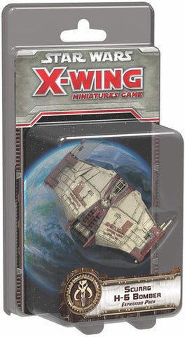 X Wing: Scurrg H-6 Bomber