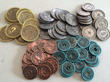 Scythe: Metal Coin Upgrade