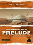 Terraforming Mars Expansion: Prelude