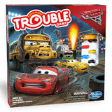 Trouble: Cars 3 Edition
