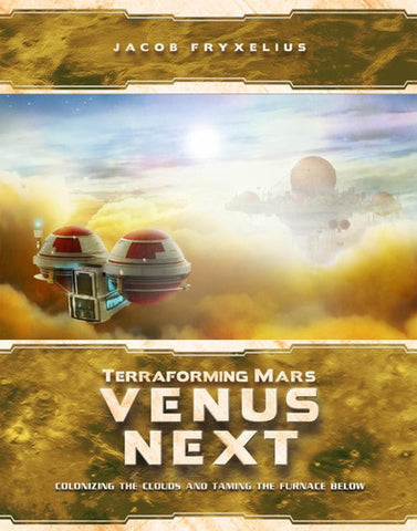 Terraforming Mars Expansion: Venus Next