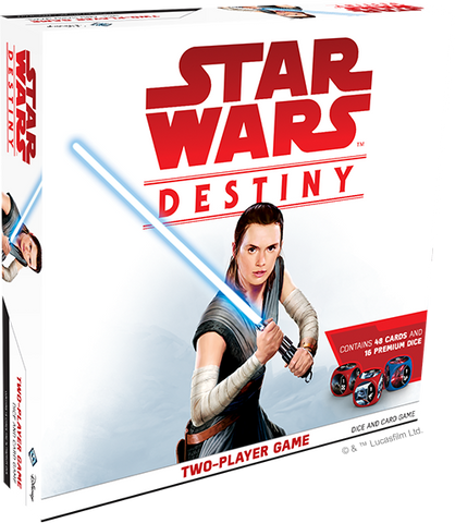 Star Wars Destiny 2 Player Starter Pack