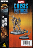 Marvel: Crisis Protocol – Rocket & Groot Expansion