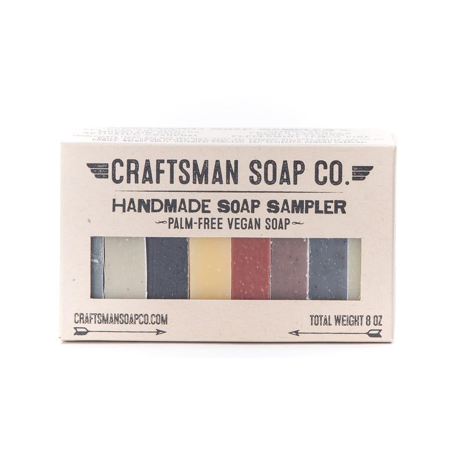 Bar Soap Sampler Gift Set