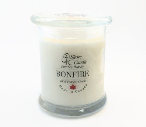 Bonfire Scented Soy Candle