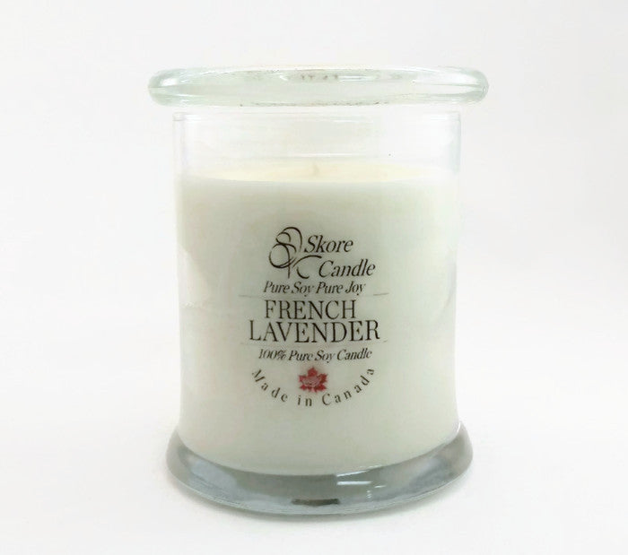 French Lavender Scented Soy Candle