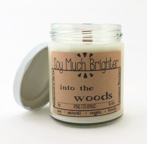 Into the Woods Scented Candle