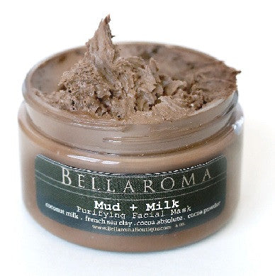 Mud & Milk Purifying Facial Mask