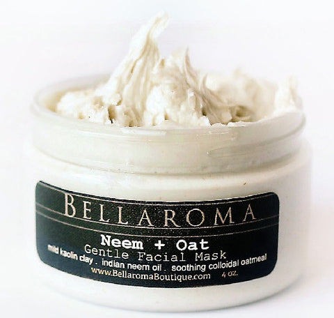 Neem & Oat Gentle Facial Mask