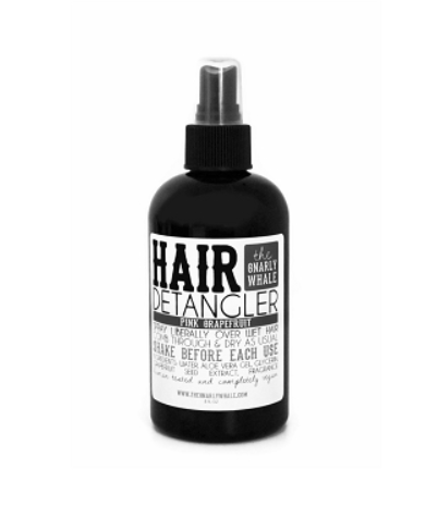 Pink Grapefruit Hair Detangler