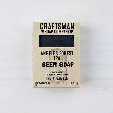 Angeles Forest IPA Beer Soap
