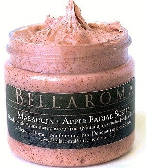 Maracuja + Apple Facial Scrub