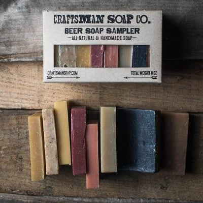 Beer Soap Sampler Gift Set