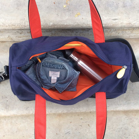 Dekalb Gym and Travel Duffle Bag