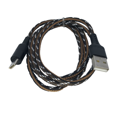 3ft Cowboy Charge Cable USB Type C