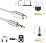 Lightning to Auxiliary Cable for Apple