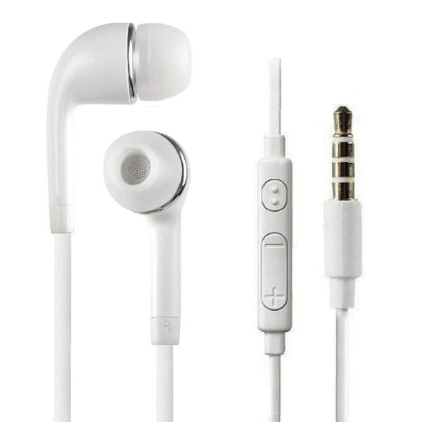 J5 Earphones mic plus android volume control