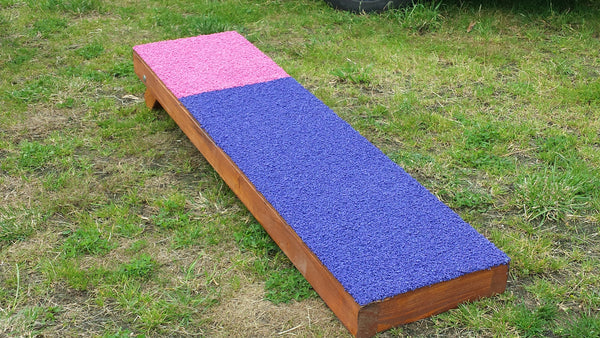 4 foot Contact Trainer - Longfield Agility Solutions