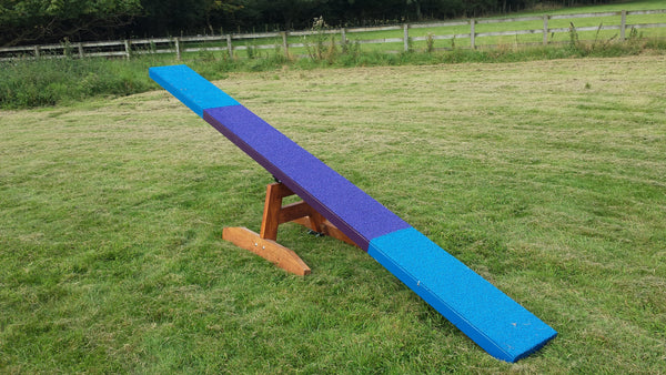 Competition Seesaw - Longfield Agility Solutions