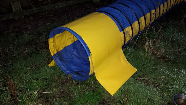 Tunnel Sandbag - Longfield Agility Solutions