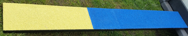 8 foot folding Contact Trainer/Access Ramp - Longfield Agility Solutions