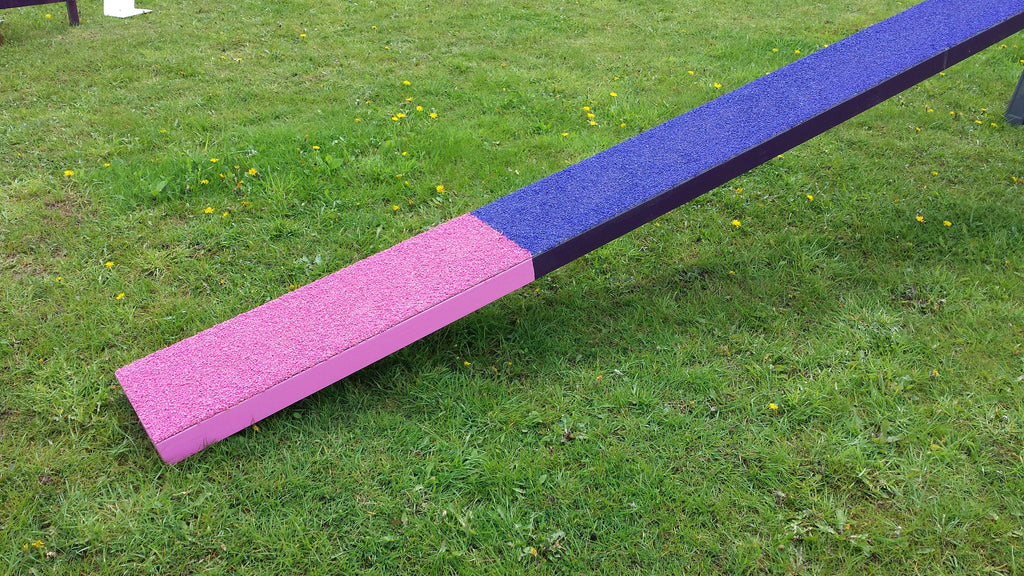 Competition Dogwalk without slats - Longfield Agility Solutions