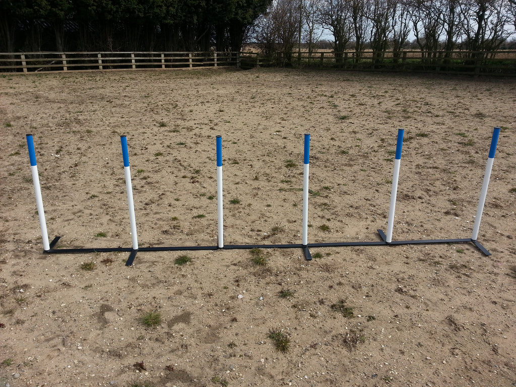 Competition Weaves - Longfield Agility Solutions