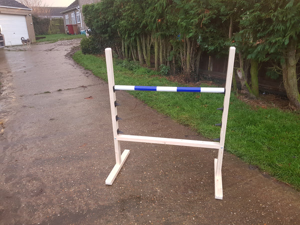 Clear Jump - Longfield Agility Solutions