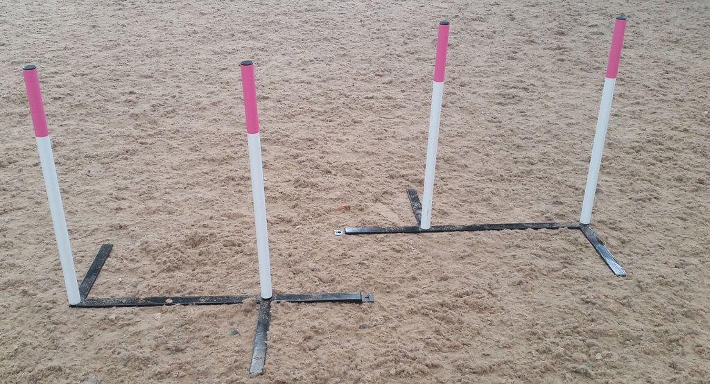 Heavy based 2 x 2 weaves - Longfield Agility Solutions