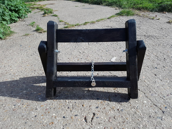 Low height dogwalk trestles - Longfield Agility Solutions
