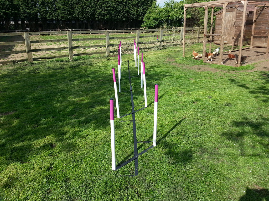 Swivel Weaves - Longfield Agility Solutions