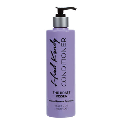 The Brass Kisser Purple Conditioner