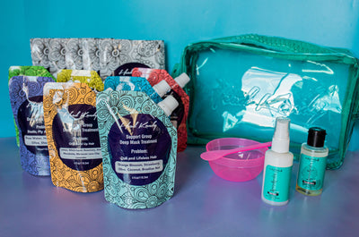 Support Group Bundle W/ Zipper Bag