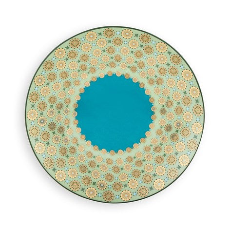Andalusia Set of 4 Desert Plates 20.3cm