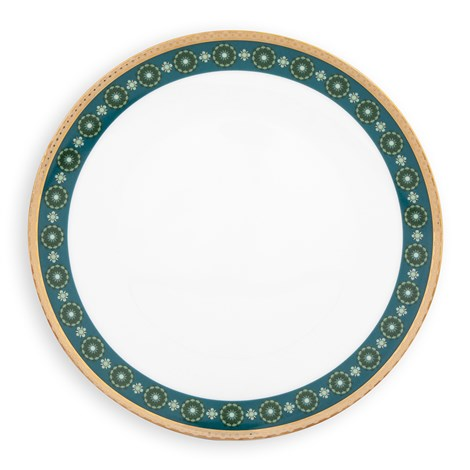 Dinner plates Andalusia, set of 4