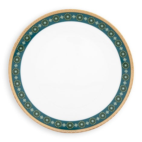 Andalusia Set of 4 Dinner Plates 26.7cm
