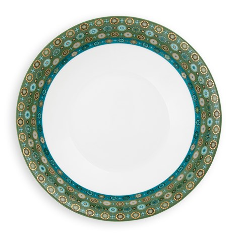 Andalusia Set of 4 Soup Plates 20.5cm