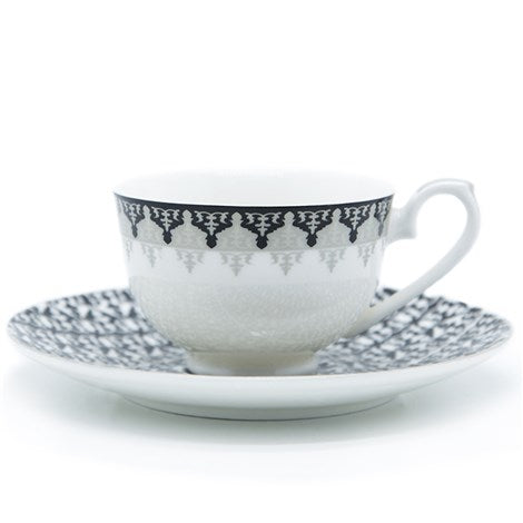 Cup and Saucer 90ml Safra