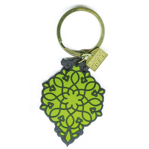 IO Key Chain Ferronerie verte - Arabesque Boutique