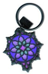 IO Key Chain Vitrail - Arabesque Boutique