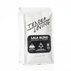 Tender loving coffee roasters lala blend from colombia and ethiopia