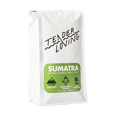 Sumatra - Takengon Red Cherry