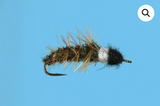 Cased caddis nymph