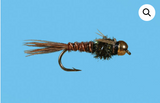 B.H flashback pheasant tail nymph