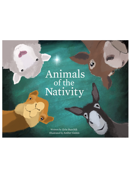 Animals of the Nativity - click for link to buy on Amazon!