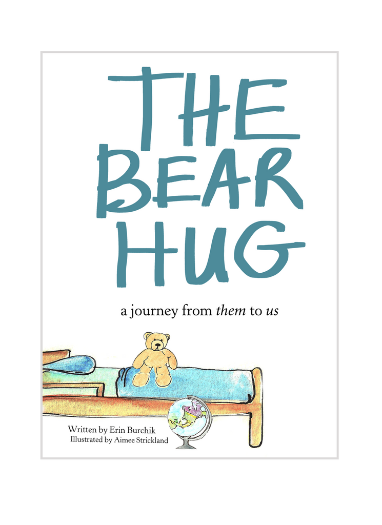 The Bear Hug - click for link to buy on Amazon!
