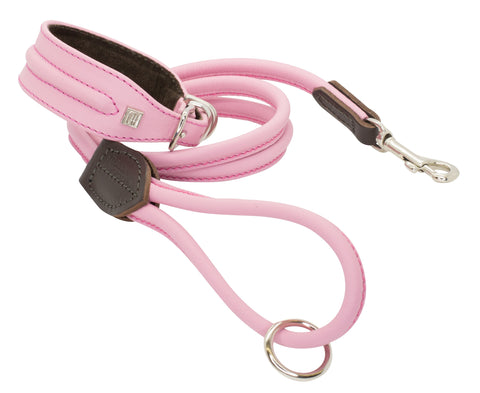 D&H Leather Horizon Whippet Dog Couture Collar and Lead Set