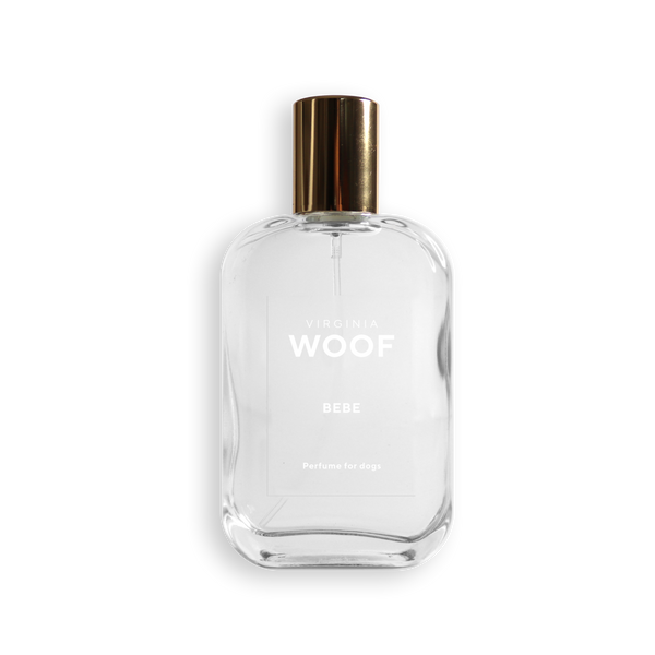 Virginia WOOF dog perfume