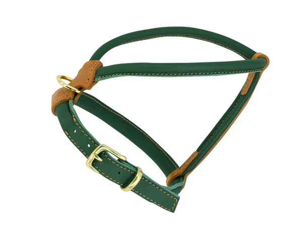 French Bulldog Leather Harness